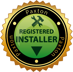 Livewire are registered Paxton installers