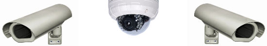 Low cost CCTV installations