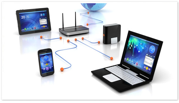 Complete wireless solution
